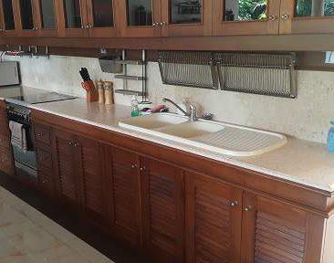 MBO Villas kitchen area